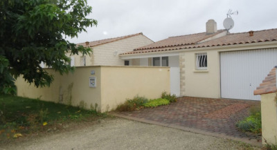 Agréable maison plain-pied 25mns LA ROCHELLE EST