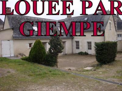 Maison 4 pièces-Chaumont d'Anjou-93 m²
