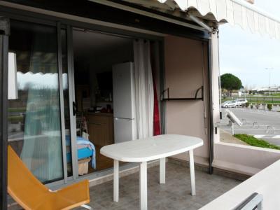 Appartement Le Grau Du Roi 1 pièce(s) 18 m2