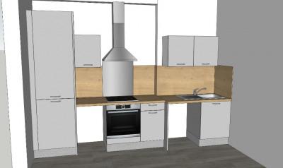 Appartement Limoges 2 pièce(s) 43 m2