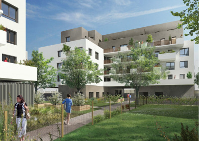 Vente appartement Saint-Priest (69800)