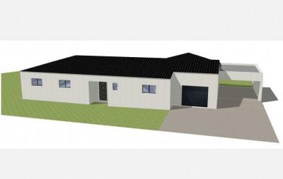 Maison de 111m² + garage - Ronce Les Bains