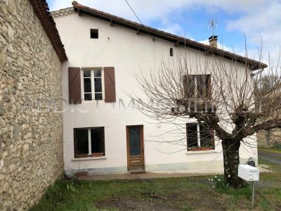 Maison de hameau à rafraichir avec beau potentiel