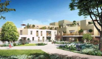 Appartement Nantes'Beaujoire'2 pièce (s) 49.44 m²