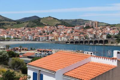 Exclusivité Banyuls-sur-Mer - Appartement 2 pièces terrasse vue mer