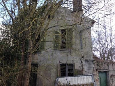 Grange quincy voisins - 5 pièce (s) - 100 m²