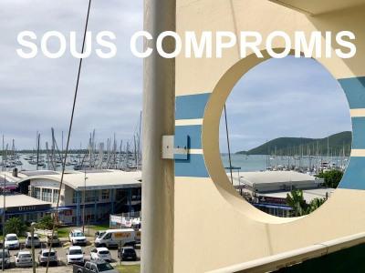 Joli T3 de 82m² résidence Océane vue sur Marina et mer