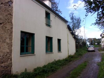 Maison Hede Bazouges 3 pièce(s) 70 m2