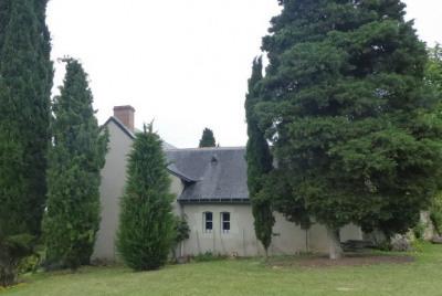 Logis prieural avec jardin arboré 8 pièces 230 m²