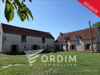 Maison ancienne cosne cours sur loire - 8 pièce (s) - 380 m²