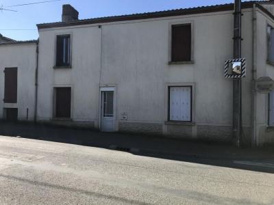 Maison le fief sauvin - 6 pièce (s) - 130 m²