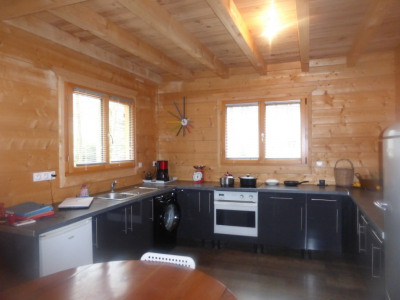 Maison en Bois massif - 65 m²