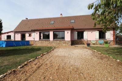 Belle Longère secteur Courville Sur Eure 6 pièces 190 m²