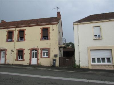 Maison de village perrecy les forges - 6 pièce (s) - 129 m²