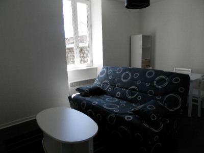 Limoges studio de 22 m² meublé proche bords de vienne