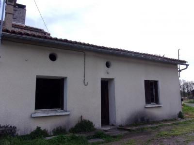 Maison 2 pièces Saint Aigulin