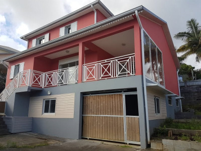 Villa F6 garage
