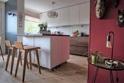 Appartement T3 84 m² rénové, Antony centre-ville