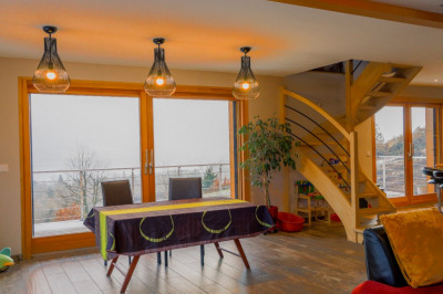 Maison type 5 vue sur le lac d'Aiguebelette env. 153 m²