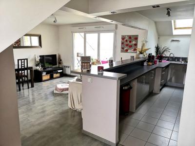 Appartement Saint Ouen L Aumone 3 pièces 77.62 m²