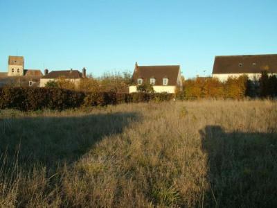 Terrain a bâtir chaumont en vexin - 829 m²