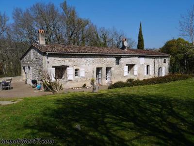 Maison de campagne clermont dessous - 5 pièce (s) - 162 m²