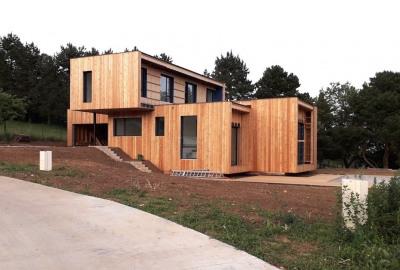 Maison Contemporaine - 174 m² - 4 ch