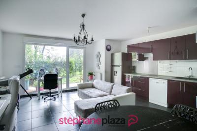 Appartement en rez-de-jardin T4 78.20 m² Décines