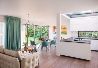 Maison 123m² avec jardin - La Varenne