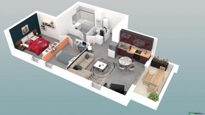 Vente appartement Marseille 11ème (13011)