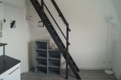 Appartement arras - 1 pièce (s) - 19.41 m²