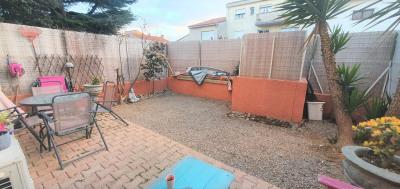 Perpignan - clos banet - rez-de-jardin avec garage