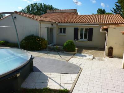 Maison Saint Medard D Aunis 5 pièce (s) 130 m²