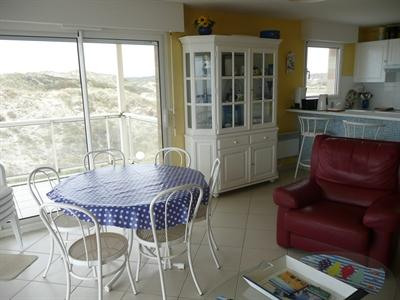 Vacation rental apartment Stella plage 463€ - Picture 2