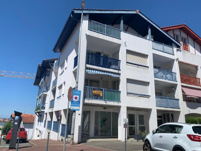 Appartement hendaye - 2 pièce (s) - 32 m²
