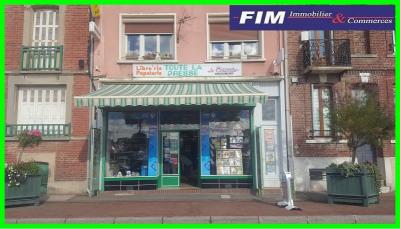 Librairie papeterie située à Mers les Bains très bien située