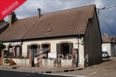 Maison ancienne st fargeau - 3 pièce (s) - 56 m²