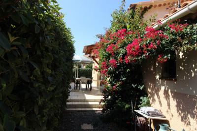Hyeres - villa plain-pied - centre-ville
