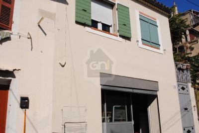 Appartement T2 38m² + garage 67m²