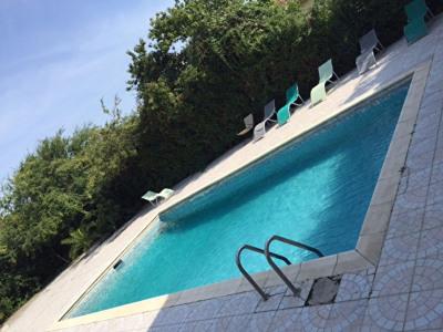 Appartement T2 de 42m² à AUSSONNE dans résidence avec piscine