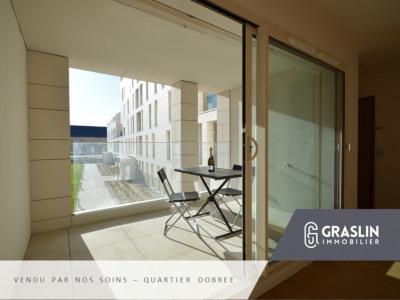 Appartement dobree graslin avec ascenseur et terrasse