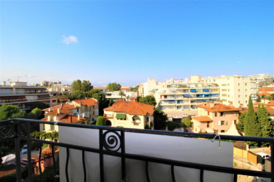 Apartment 2/3 rooms 54 m² to JUAN LES PINS