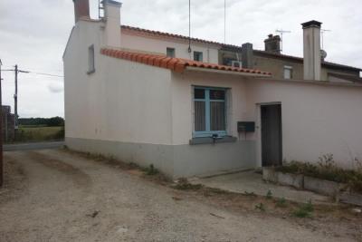Maison les lucs sur Boulogne - 5 pièce (s) - 85 m²