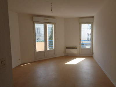 Studio centre de Blain 26 m², Balcon