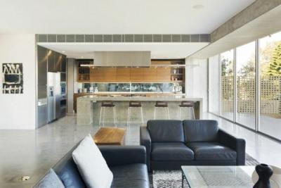 Magnifique 5 pièces au dernier étage avec terrasse de 95m²