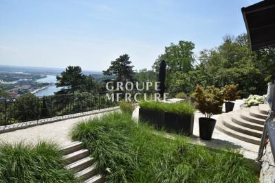 Rhône - sainte foy - les - lyon splendide duplex dans reside