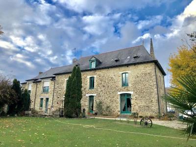 Maison bourgeoise vitre - 8 pièce (s) - 280 m²