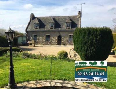Maison en pierres lanrodec - 5 pièce (s) - 100 m²