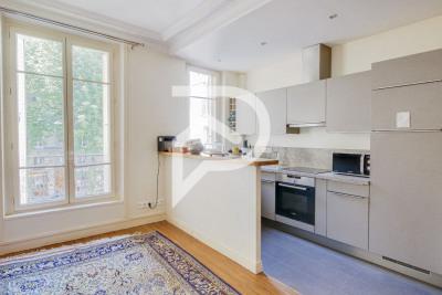 Appartement 2 pièces - Lamarck-Caulaincourt
