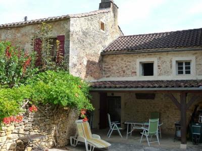 Maison de village Saint Martin le Redon
